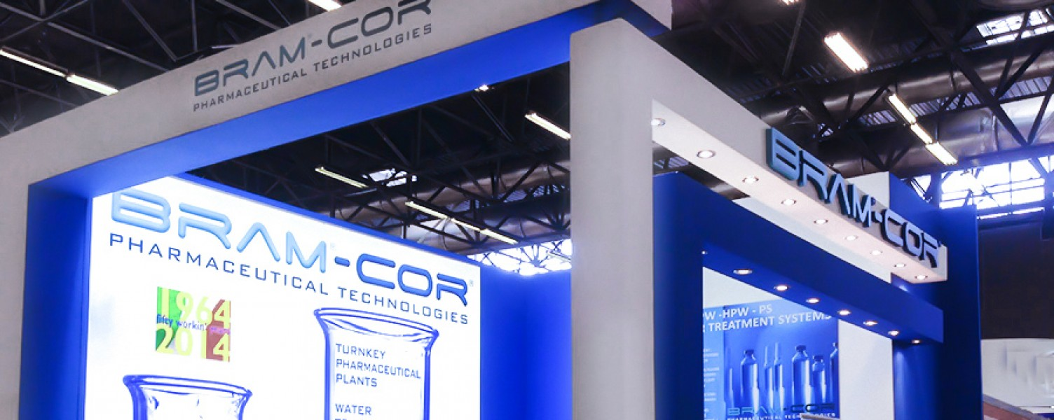 Bram-Cor Pharmaceutical Equipment - Stand