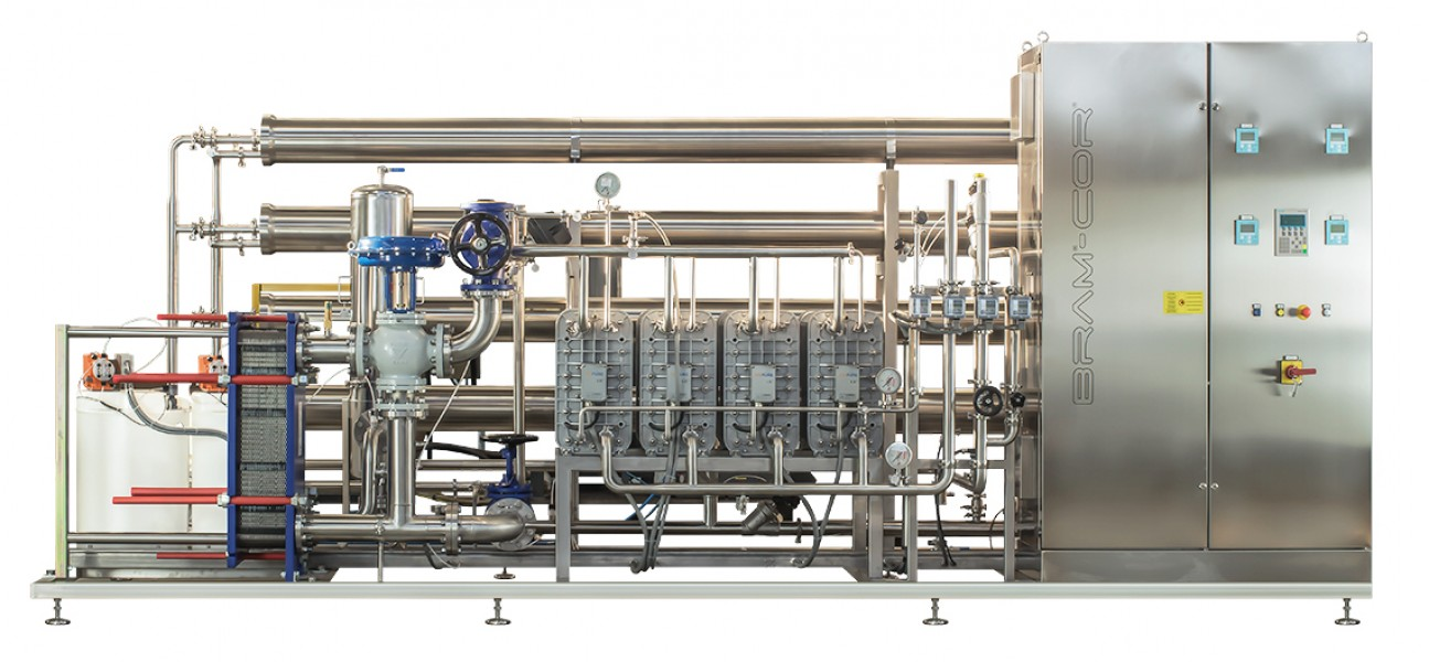 Bram-Cor Water Treatment System - Pharmaceutical reverse osmosis system