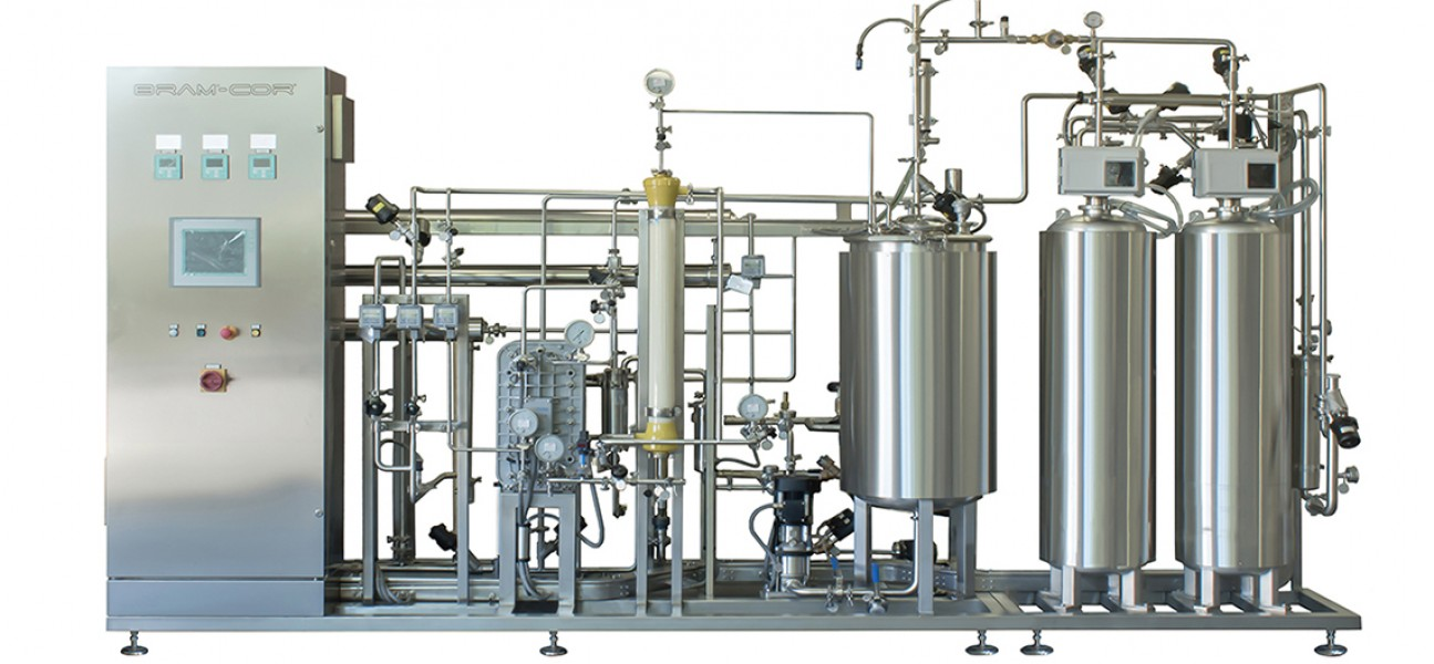 Bram-Cor Water Treatment System - Pharmaceutical reverse osmosis systems
