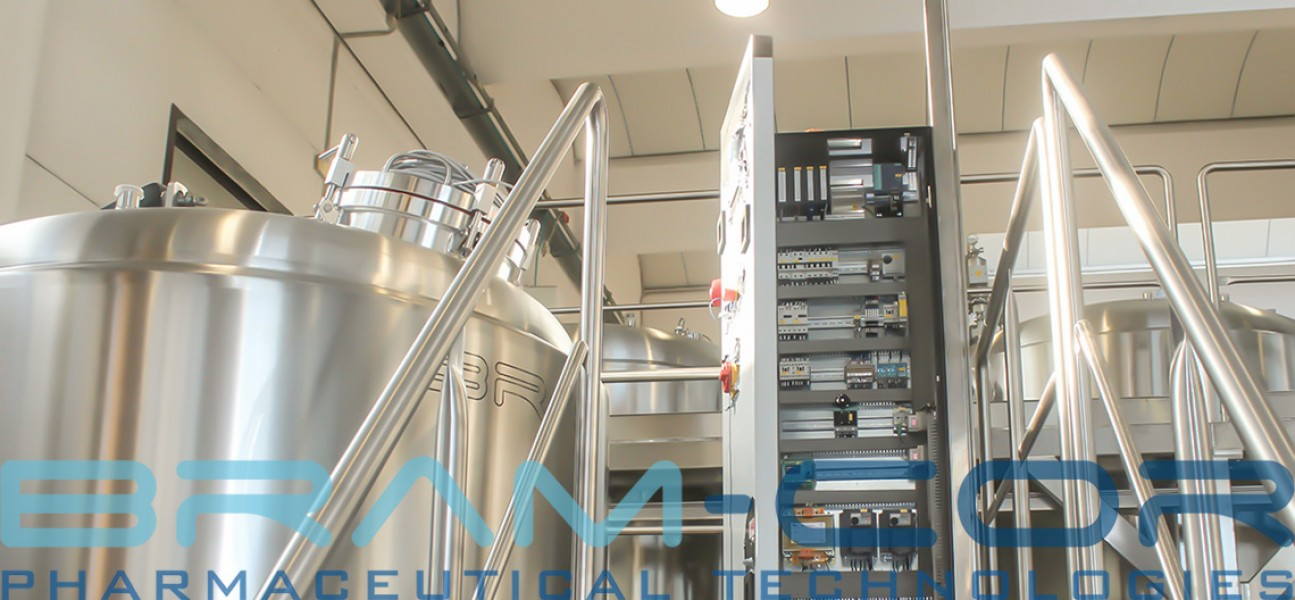 Bram-Cor Pharmaceutical Processing Systems - Formulation and preparation