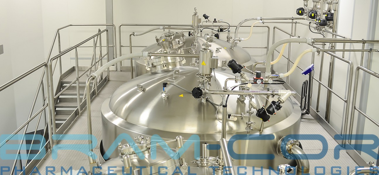Bram-Cor Pharmaceutical Equipment - Processing Systems