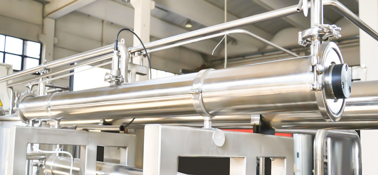 Bram-Cor Water Treatment System - UV reactors and control system