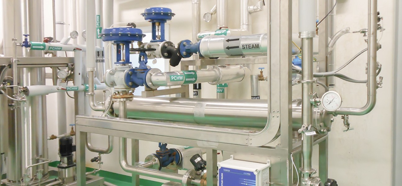 Bram-Cor Pharmaceutical Equipment - Water Treatment Systems