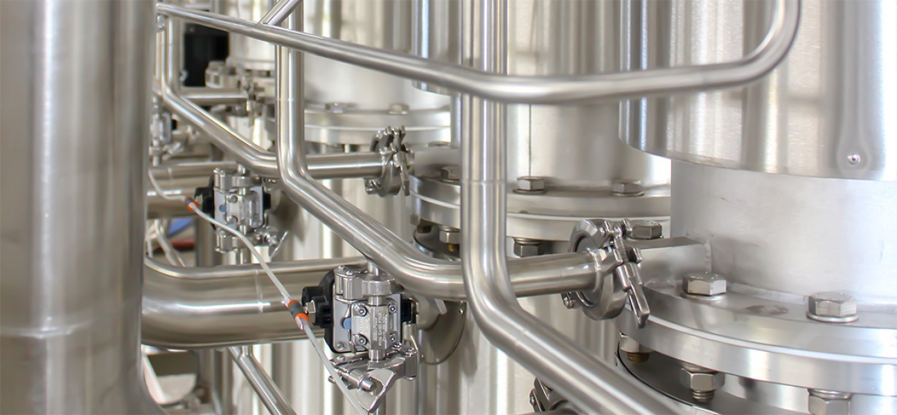 Bram-Cor Multiple Effect Distiller - Pharmaceutical equipment