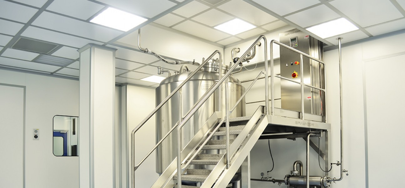 Bram-Cor Pharmaceutical Equipment, Turnkey Projects and Plants - DISS bioreactors