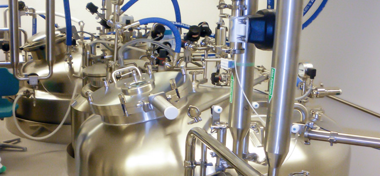 Bram-Cor Pharmaceutical Processing Systems - Bioreactors - Formulation and preparation tanks
