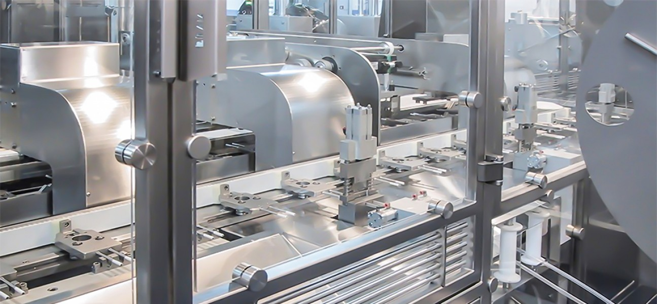 Bram-Cor Pharmaceutical Equipment - Filling system - POP FFS machine for PP bags