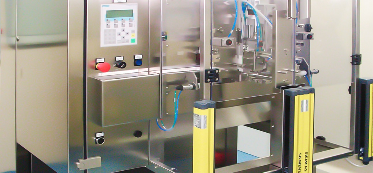 Bram-Cor Pharmaceutical Equipment - Filling and Packaging Systems for bags