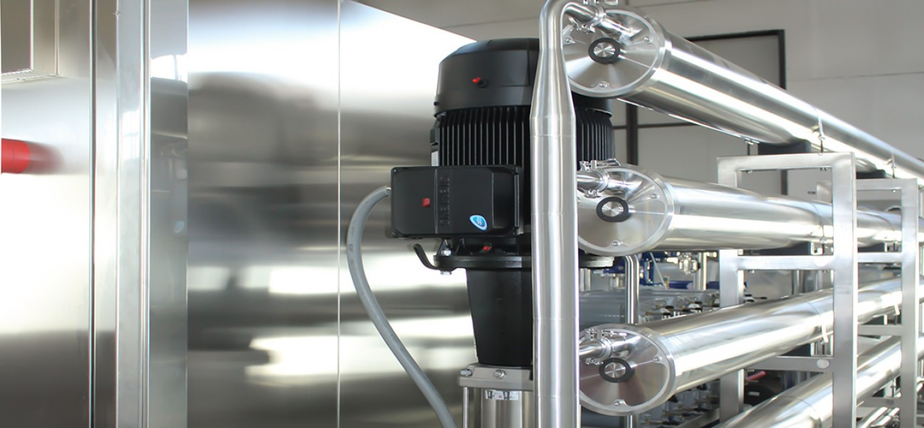 Bram-Cor Pharmaceutical Equipment - Water Treatment - Reverse Osmosis System