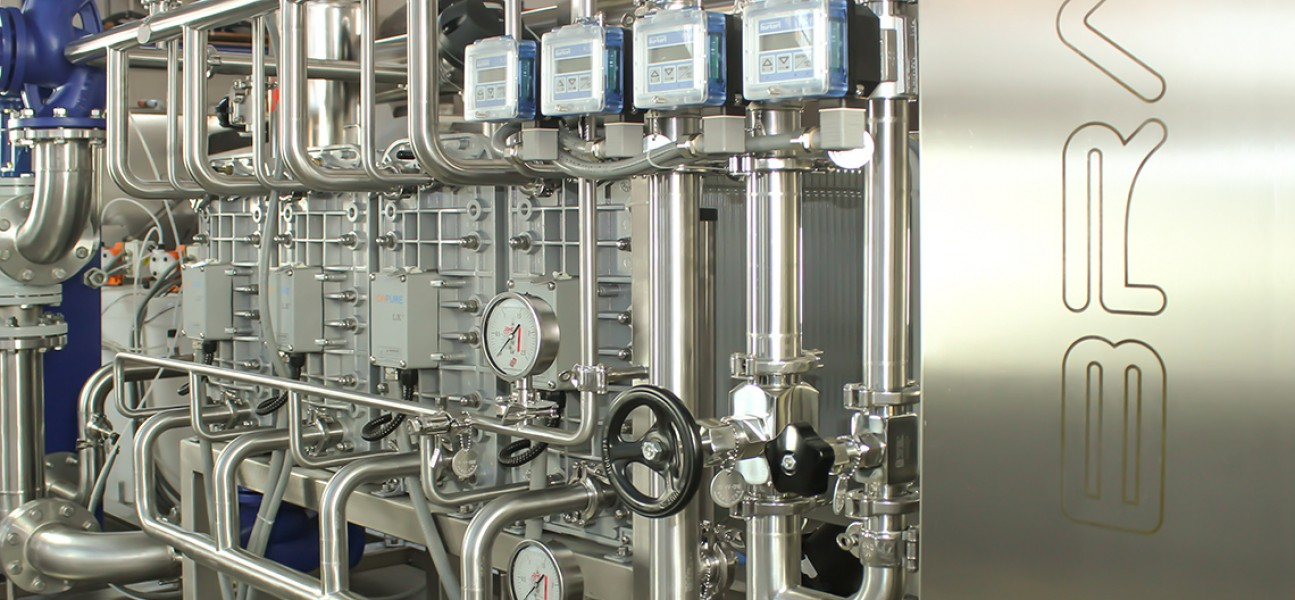 Bram-Cor Pharmaceutical Equipment - Reverse Osmosis System