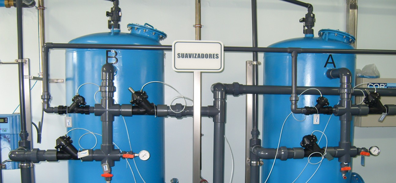 Bram-Cor Pharmaceutical Equipment - Water pretreatment system - construction detail