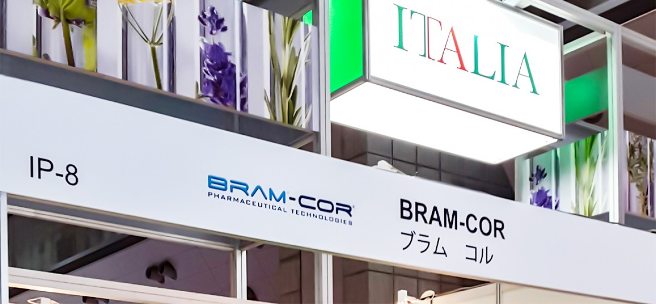 Bram-Cor Pharmaceutical Technologies - Japan stand - CPhI