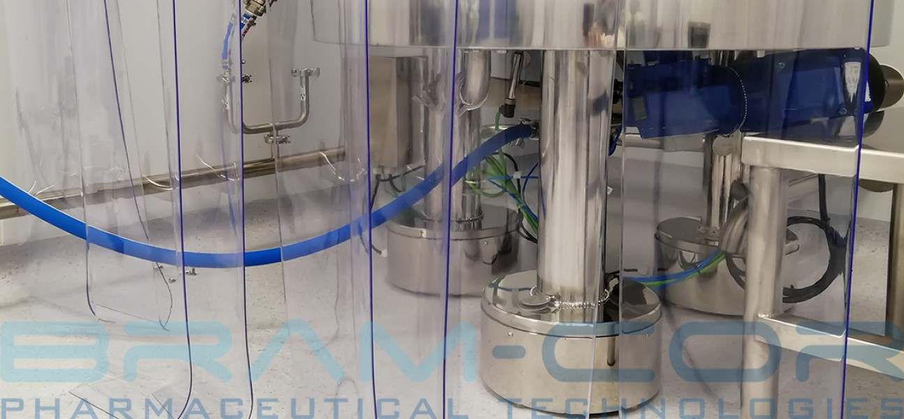 Bram Cor Pharmaceutical Formulation And Processing Lines