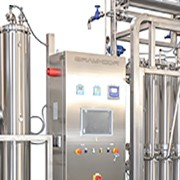 Water for Injection production - Water Treatment Systems
