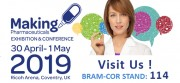 Bram-Cor at Making Pharmaceuticals 2019