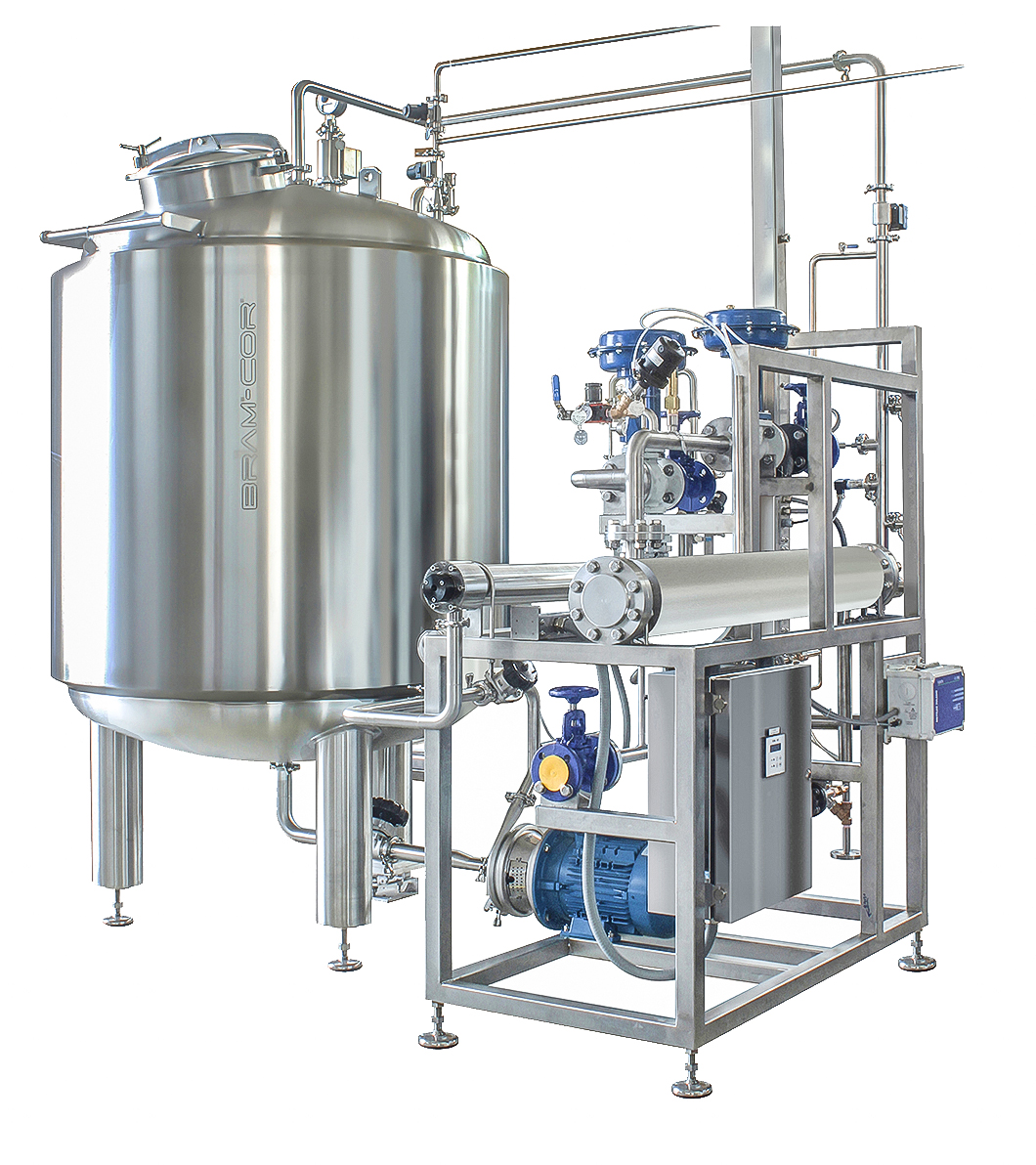 Bram Cor Pharmaceutical Equipment Loop Distribution Systems