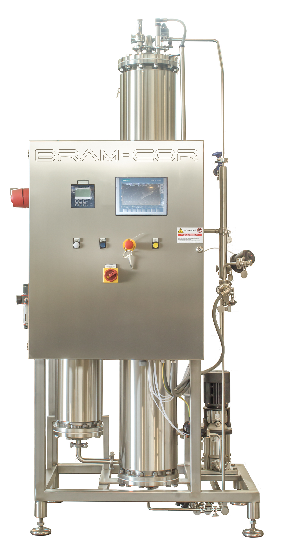 Bram Cor Pharmaceutical Equipment CPSG Pure Steam Generator
