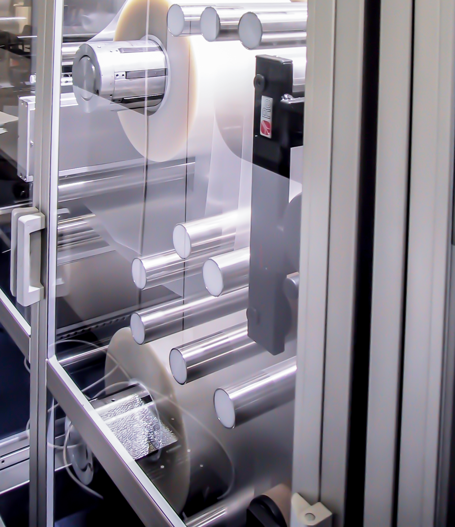 Bram-Cor POP Filling Machine for Bags