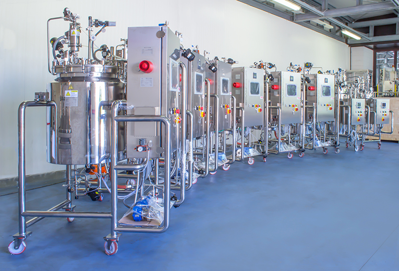 Equipment in Pharmaceutical Industries are the most important components.