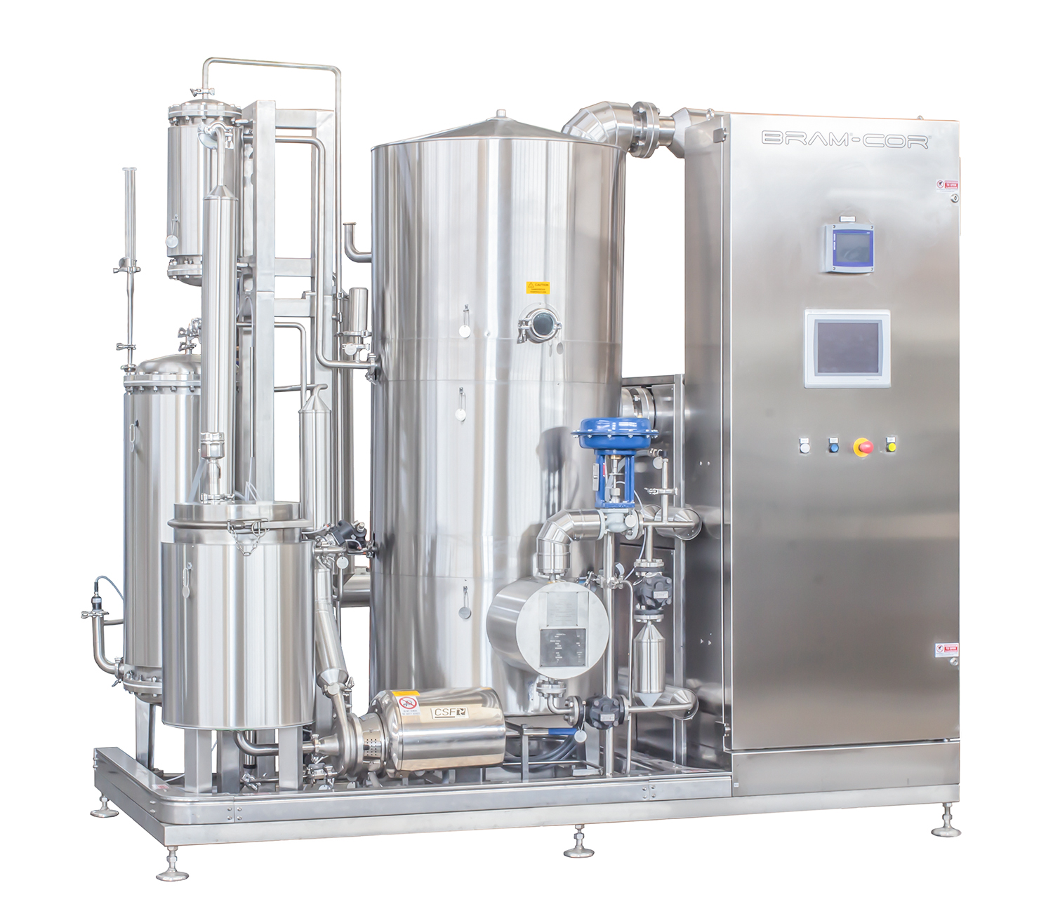 Bram-Cor Pharmaceutical Equipment - Vapor Compression Distiller STMC ST 350
